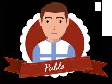 Pablo, repartidor